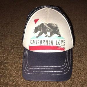 California Love Billabong Snapback